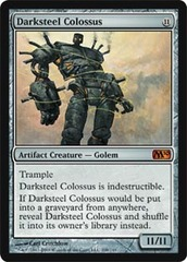 Darksteel Colossus - Foil on Channel Fireball