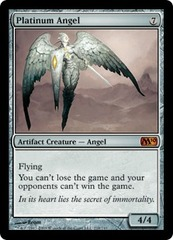 Platinum Angel - Foil