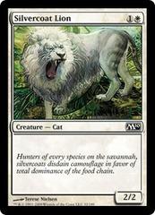 Silvercoat Lion - Foil on Ideal808