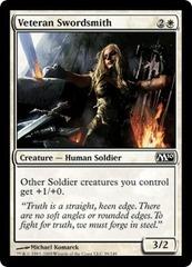 Veteran Swordsmith - Foil