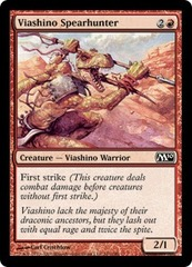 Viashino Spearhunter - Foil