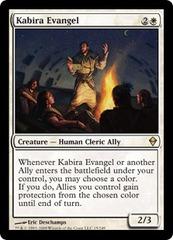 Kabira Evangel - Foil