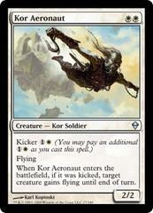 Kor Aeronaut - Foil