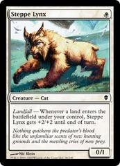 Steppe Lynx - Foil