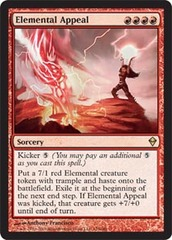 Elemental Appeal - Foil on Ideal808