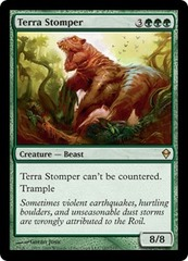 Terra Stomper - Foil on Ideal808
