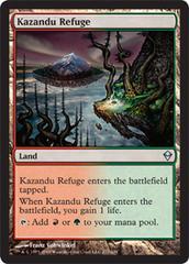 Kazandu Refuge - Foil