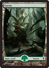 Forest (247) - Full Art - Foil on Ideal808