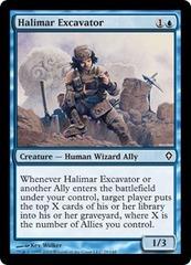 Halimar Excavator - Foil
