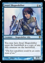 Jwari Shapeshifter - Foil on Ideal808