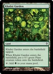 Khalni Garden - Foil