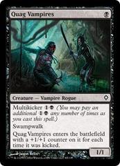 Quag Vampires - Foil