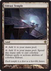 Eldrazi Temple - Foil on Ideal808