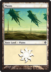 Plains (230) - Foil on Ideal808