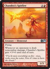 Chandra's Spitfire - Foil