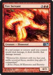 Fire Servant - Foil
