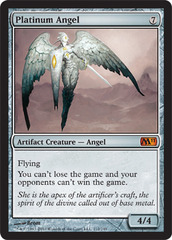 Platinum Angel - Foil on Ideal808