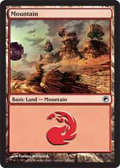 Mountain - Foil (245)(SOM)
