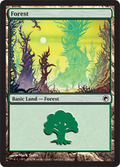 Forest (248) - Foil on Ideal808