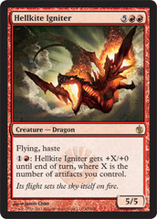 Hellkite Igniter - Foil