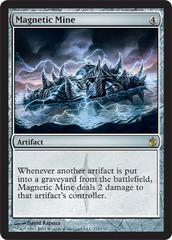 Magnetic Mine - Foil