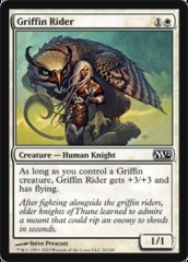 Griffin Rider - Foil