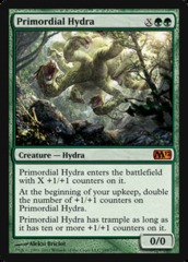 Primordial Hydra - Foil on Channel Fireball