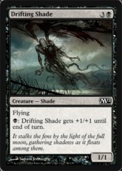 Drifting Shade - Foil on Channel Fireball
