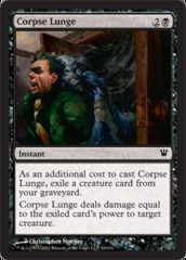 Corpse Lunge - Foil