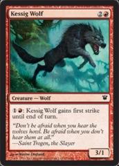 Kessig Wolf - Foil