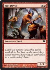 Riot Devils - Foil