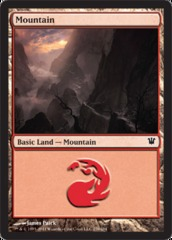 Mountain (259) - Foil