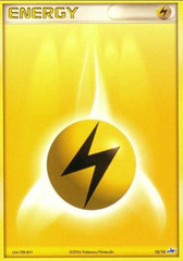 Lightning Energy - 10/10 - Common - Reverse Holo