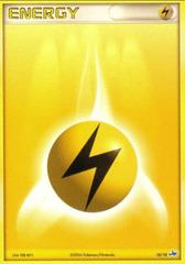 Lightning Energy - 10/10 - Common - Reverse Holo