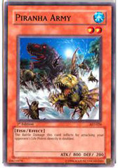 Piranha Army - AST-026 - Common - Unlimited Edition