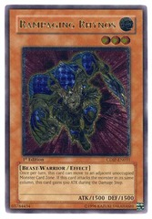 Rampaging Rhynos - CDIP-EN031 - Ultimate Rare - Unlimited Edition