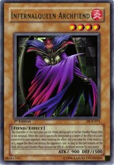 Infernalqueen Archfiend - DCR-071 - Rare - Unlimited Edition