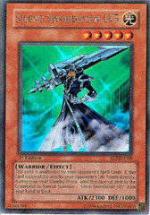 Silent Swordsman LV5 - FET-EN008 - Ultra Rare - Unlimited Edition