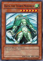 Raiza the Storm Monarch - FOTB-EN026 - Super Rare - Unlimited Edition