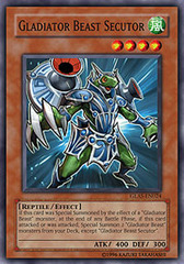 Gladiator Beast Secutor - GLAS-EN024 - Common - Unlimited Edition
