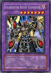 Gladiator Beast Gaiodiaz - GLAS-EN043 - Rare - Unlimited Edition