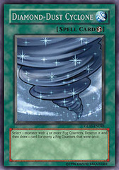 Diamond-Dust Cyclone - GLAS-EN048 - Rare - Unlimited Edition