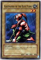 Kagemusha of the Blue Flame - LOB-028 - Common - Unlimited Edition