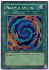 Polymerization - LOB-059 - Super Rare - Unlimited Edition