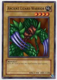 Ancient Lizard Warrior - MRD-050 - Common - Unlimited Edition