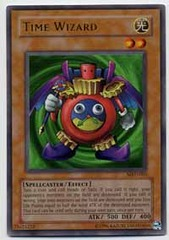Time Wizard - MRD-065 - Ultra Rare - Unlimited Edition