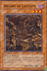 Swarm of Locusts - PGD-022 - Common - Unlimited Edition