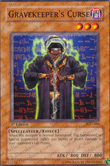 Gravekeeper's Curse - PGD-060 - Common - Unlimited Edition