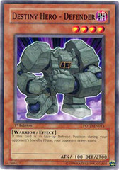 Destiny Hero - Defender - POTD-EN013 - Common - Unlimited Edition