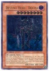 Destiny Hero - Dogma - Ultimate - POTD-EN014 - Ultimate Rare - Unlimited